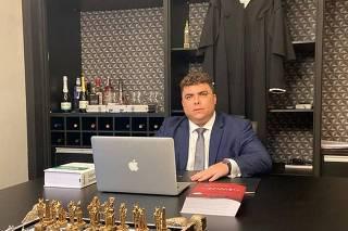 O advogado Áureo Tupinambá Filho