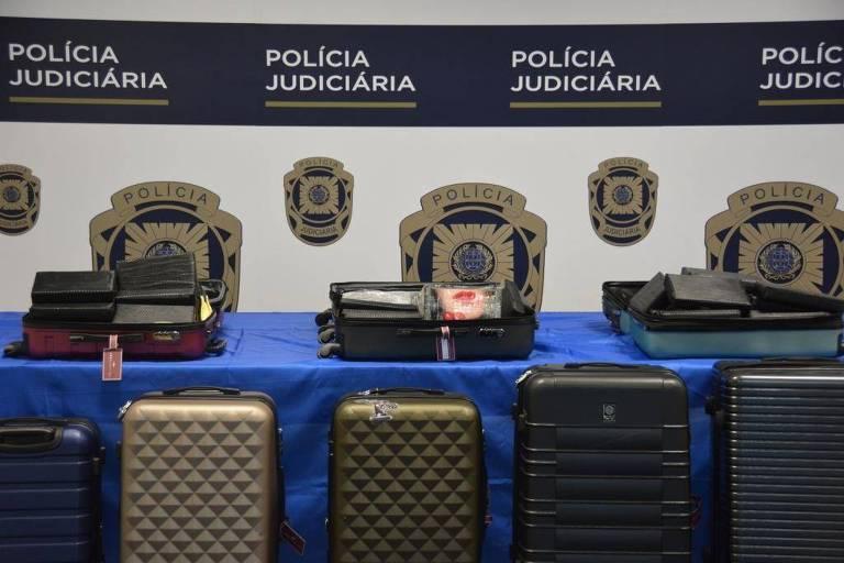 Portugal intercepta jatinho brasileiro com carregamento de R$ 40 mi em cocaína