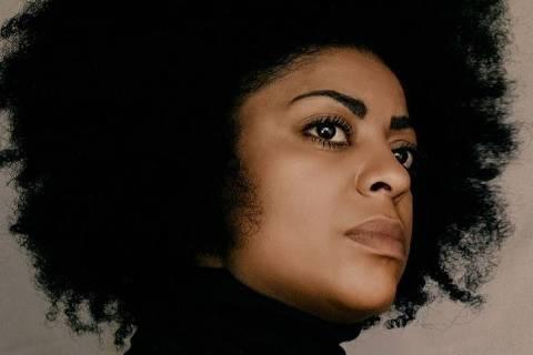 Preta Ferreira, atriz, cantora e ativista pelo direito à moradia