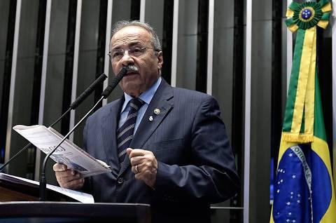 Presidente do Conselho de Ética sugere licença de 120 dias para senador flagrado com dinheiro na cueca
