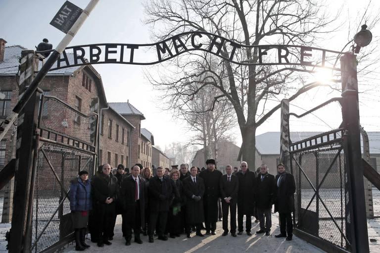 Personagem de 'O Gueto Interior' fica mudo à medida em que Holocausto avança