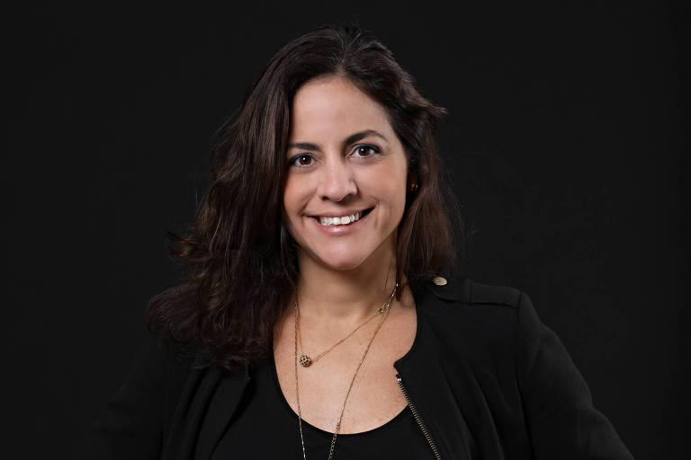 Andrea Siqueira, diretora-executiva de criação da agência de publicidade BETC São Paulo