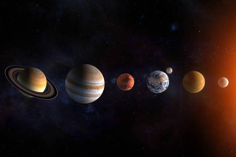 Mercúrio, Vênus, Júpiter, Urano, Netuno e Plutão ficam retrógrados em 2021
