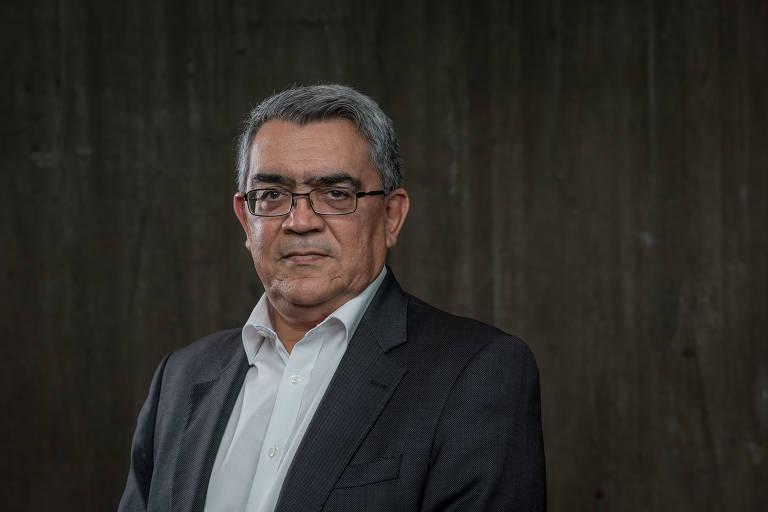 O jornalista Marcelo Leite, 63