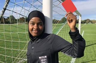 Jahawir Roble?, nascida na Somália