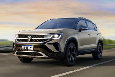 Volkswagen apresenta o SUV Taos, que será lançado em 2021