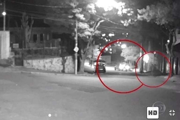 Câmera flagra assassinato de motorista de aplicativo em Pirituba