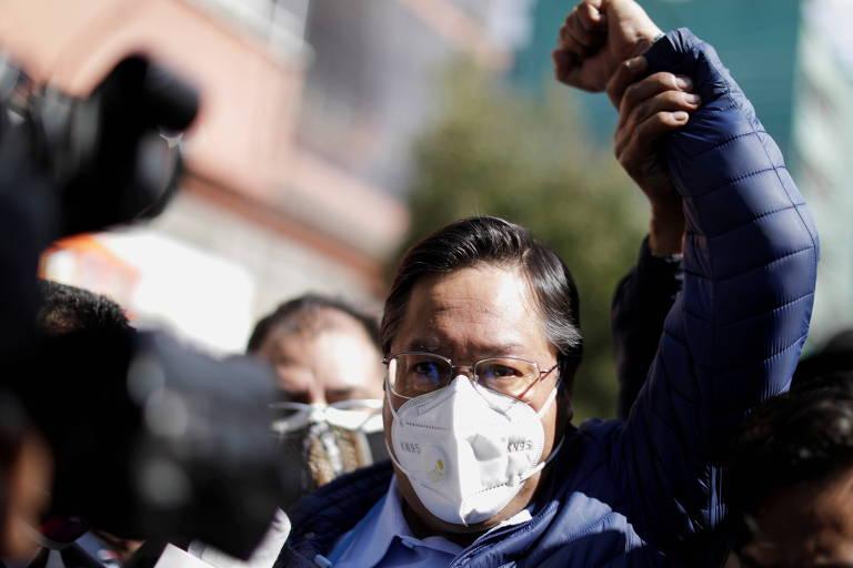Candidato do partido de Evo ataca tribunal, mas diz que sigla respeitará resultado