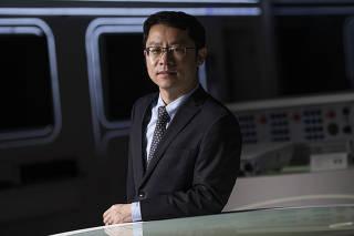 Entrevista com o presidente da Huawei do Brasil
