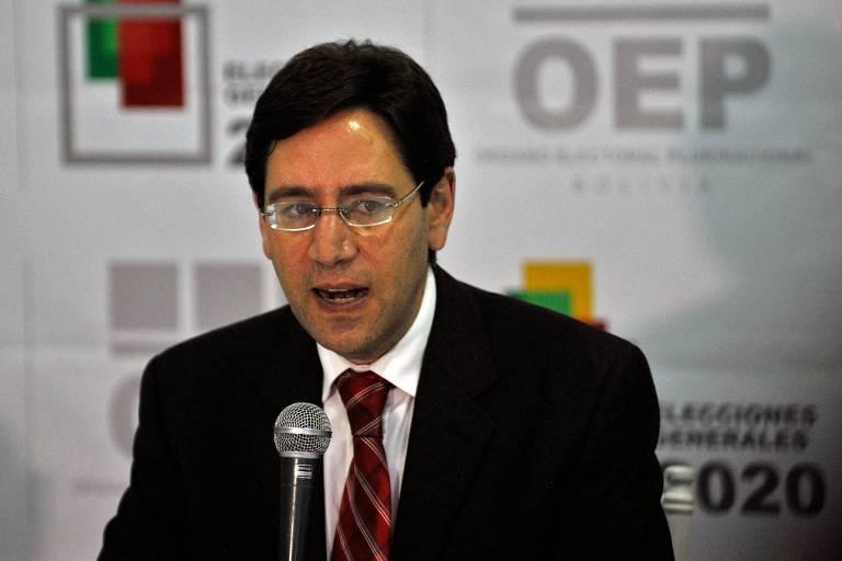 Como foi a eleição presidencial boliviana