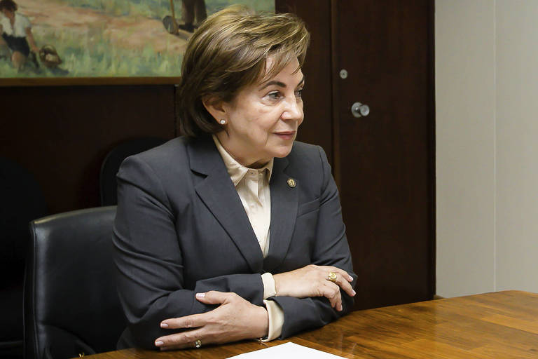 Maria do Carmo Cardoso desembargadora do tribunal Regional Federal da 1ª Região