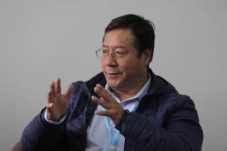 BOLIVIA-LA PAZ-ELECCIONES GENERALES-ARCE