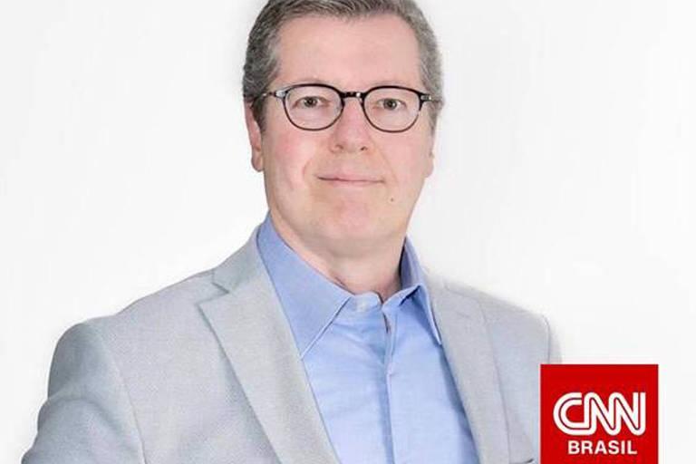 A CNN Brasil anuncia a contratação do jornalista Márcio Gomes