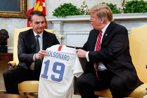 Conselheiro de segurança de Trump vem ao Brasil anunciar pacote comercial e faz campanha anti-China