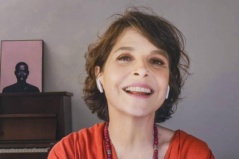 Drica Moraes no Conversa com Bial