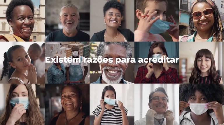 COCA-COLA - Cena de campanha