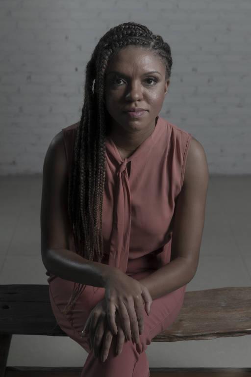 Livy Silva, coordenadora de projetos na área de supply chain e uma das líderes do Afrolever na Unilever