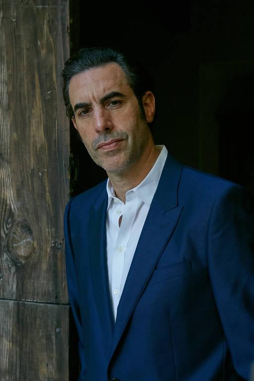 Imagens do ator Sacha Baron Cohen