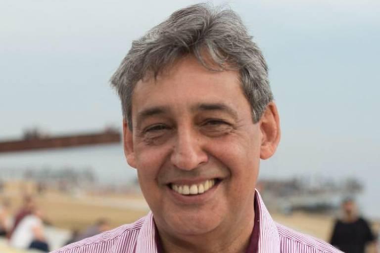 Sebastião Melo, candidato pelo MDB