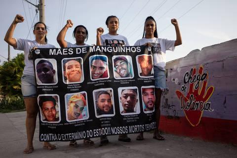 Vitórias judiciais e novas leis dão força a mães de jovens mortos pela polícia no Rio