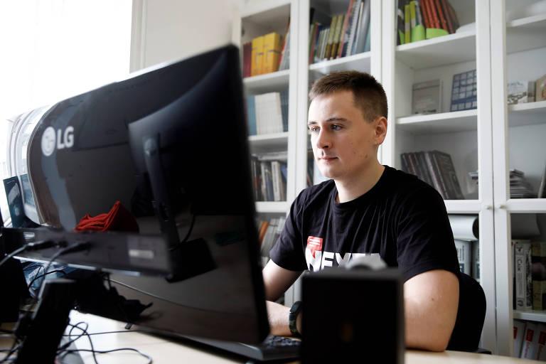 Ditadura na Belarus passa a punir download de fotos e vídeos de canal informativo