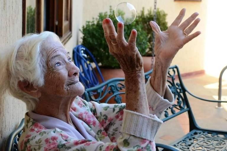 Margot Balieiro Rodrigues viveu 102 anos e morreu na última sexta-feira (16)