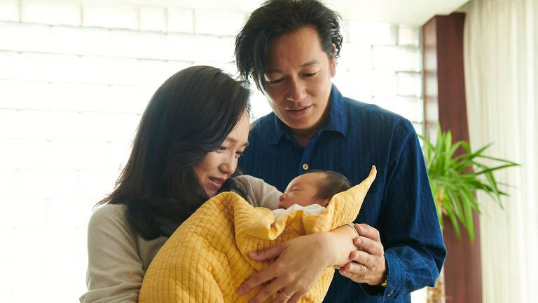 """Cena do filme """"Mães de Verdade"""", de Naomi Kawase"""