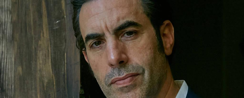 Sacha Baron Cohen em Los Angeles