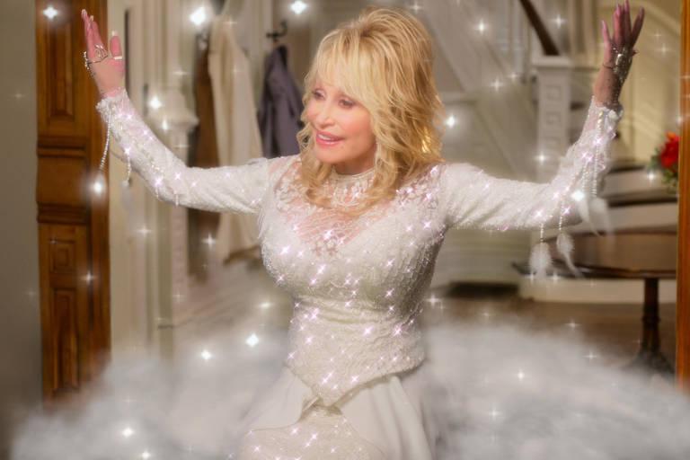 Cantora americana de música country Dolly Parton