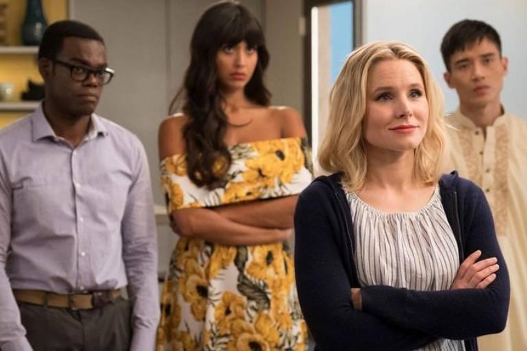 Série 'The Good Place' é um sucesso na Netflix
