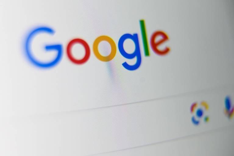 Plataforma de pesquisa do Google na internet