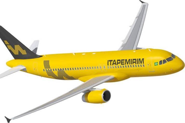 Avião da Itapemirim