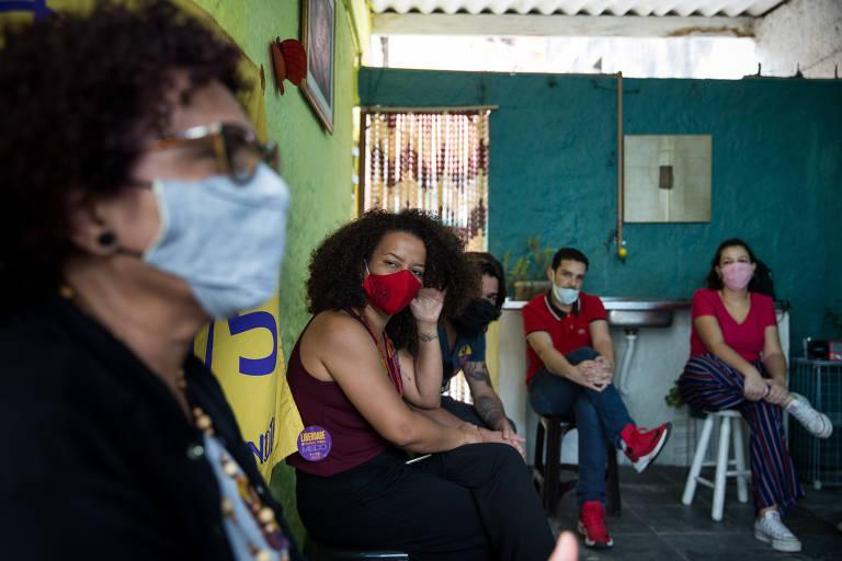Campanha eleitoral durante a pandemia