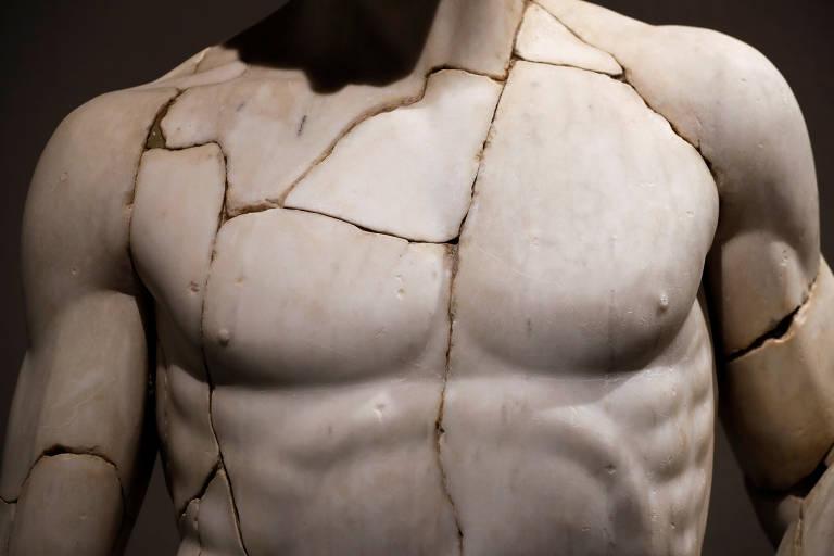 Veja fotos da exposição 'Os Mármores Torlonia: Colecionando Obras-Primas'