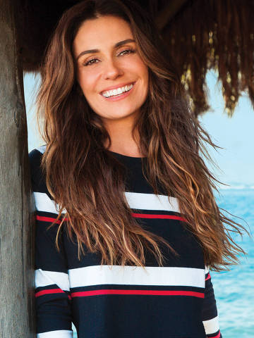 Giovanna Antonelli é a capa da revista