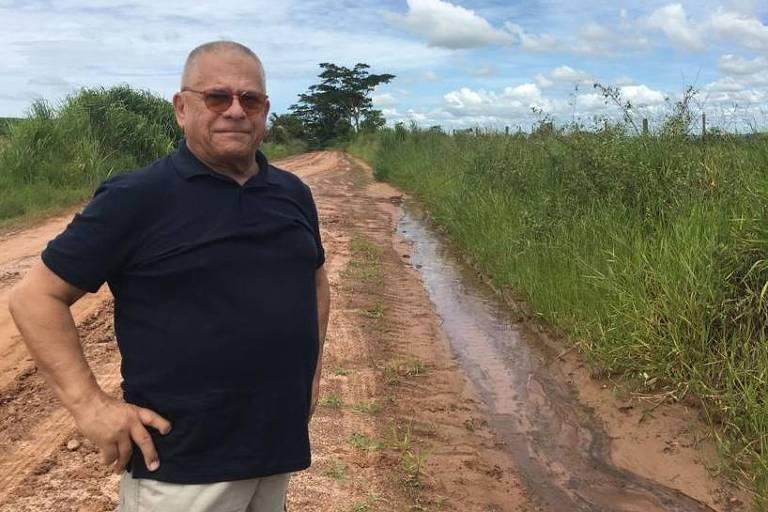 José Ruy Veloso Campos (1947-2020)