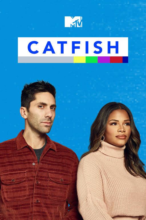 Nev Schulman e Kamie Crawford na nova temporada de Catfish