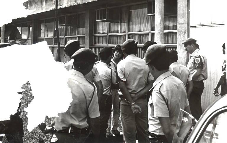 Imagens do documentário 'Libelu - Abaixo a Ditadura'