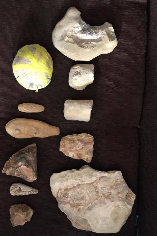 Tráfico de fósseis no Ceará