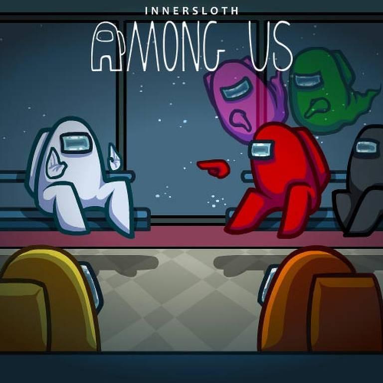 Game 'Among Us'