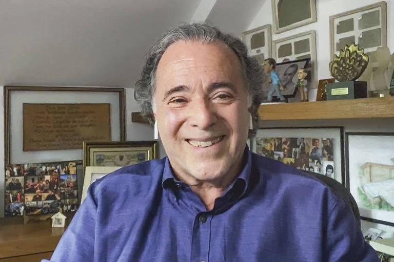 Tony Ramos no Conversa com Bial