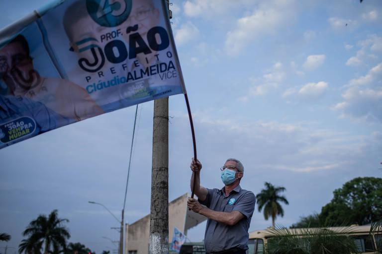 Candidatos alegam falta de dinheiro para campanha em Jaboticabal