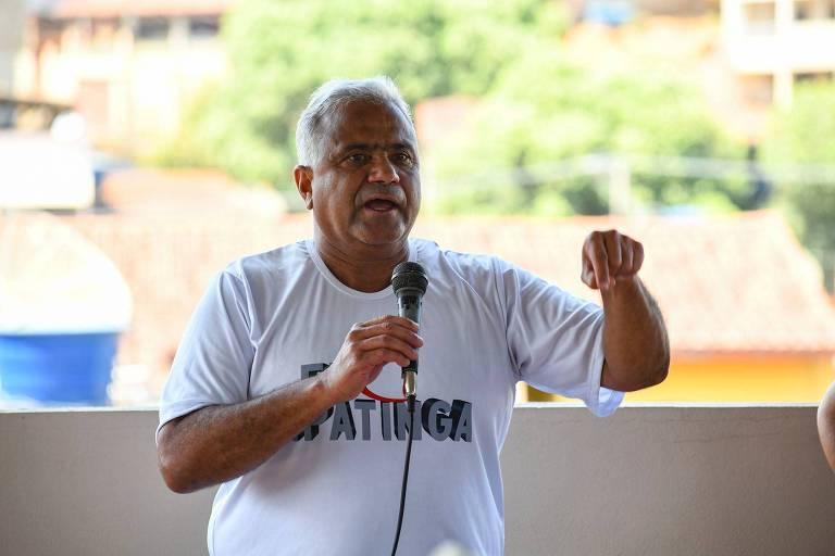 O prefeito de Ipatinga, Nardyello Rocha (Cidadania), candidato à reeleição