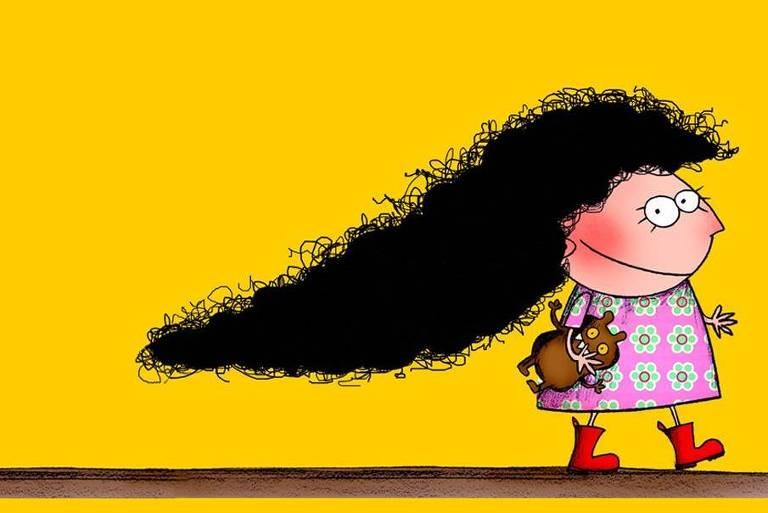 """Ilustração do livro """"Peppa"""", de Silvana Rando, publicado pela Brinque-Book"""