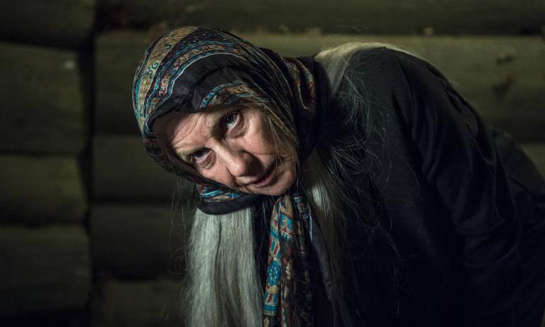 Imagens da série Desalma