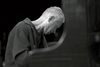 An image provided by Daniela Yohannes/ECM Records, pianist Keith Jarrett. (Daniela Yohannes/ECM Records)