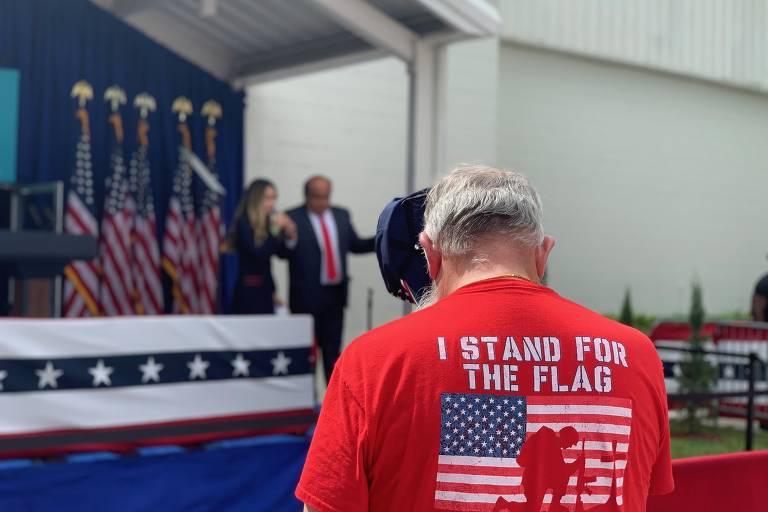 Latinos evangélicos aumentam base de Trump na Flórida