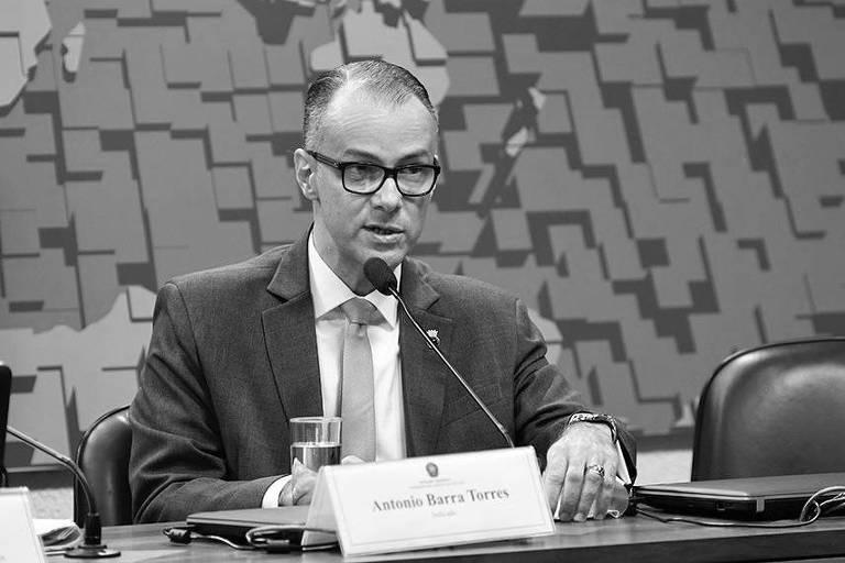 Antonio Barra Torres, presidente da Anvisa