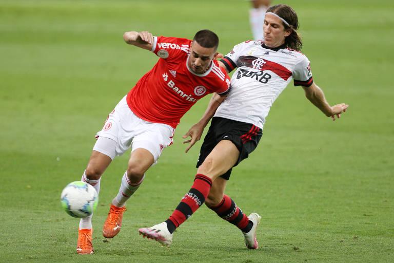 Inter e Flamengo fazem clássico à europeia