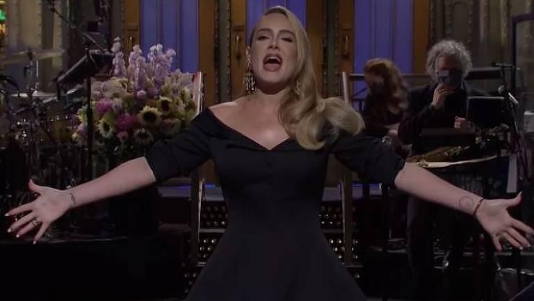 Adele no SNL